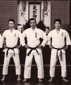 Tada Kancho and his brother